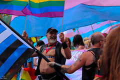 Pride - 2018 (samward1507) Tags: streetphotography urbanphotography canon canon200d 50mm nifty50 lgbtq pride gaypride candid portrait portraiture