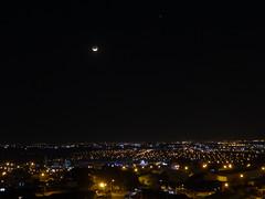 DSC02771 Eclipse Lunar Em 27-07-2018 Em Nova Odessa SP Lua E Marte (familiapratta) Tags: sony dschx100v hx100v iso100 natureza lua céu nature moon sky