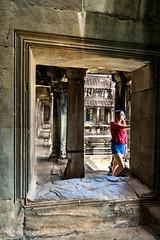 Angkor Wat Cambodia-88a (Yasu Torigoe) Tags: sony a99ii a99m2 sonyilca99m2 camboya cambodia angkor siem templo temple khmer architecture ancient ruins stonework siemreap history histoire building carving art surreal sculpture structure travel archeology thebestshot flickr best buddha buddhist hindu shiva devatas deity