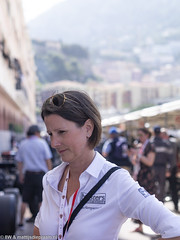 2018 Monaco GP Historique: Anja Kempermann (8w6thgear) Tags: 2018 monaco grandprix historique monacogphistorique portrait anjakempermann woman lady girl paddock