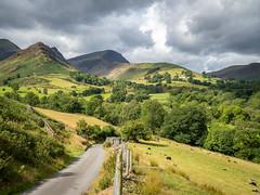 Newlands, Lake District (Bob Radlinski) Tags: cumbria cumbrianmountains england europe greatbritain lakedistrict newlands uk travel littletown em1c8888orf