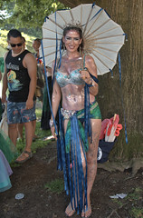 Pretty Mermaid (Scott 97006) Tags: woman mermaid costume beauty pretty