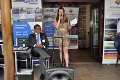 Dawn from #4theRegion (LinkedInLocal Swansea) Tags: linkedinlocal swansea business bar americanos networking event sa1 linkedin local