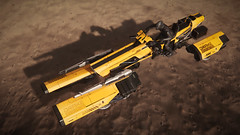 Yellow Dragonfly 4K Wallpaper (Corsair62) Tags: star citizen game screenshot squadron 42 flight space ship cig robert industies pc ingame shot simulator video wallpaper corsair62 photography reclaimer 4k 219 gaming image scifi foundry cloud imperium games people photo olisar station dragonfly yellowjacket mountain road