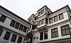 Authentic (borisnaumoski) Tags: ohrid macedonia house architecture tradition museum town