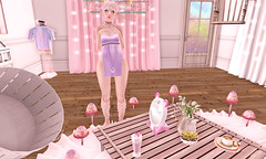 Magical Girl Cove (LittleRen Resident) Tags: catwa maitreya bonbon 700 sugasuga father unicult sinful needs bossie ms design konpeitou cureless wednesday kio moon elixir la baguette dust bunny mossmink add andel lagom floorplan blush omega the chapter four second life fashion bento pastel kawaii cute gacha group gift