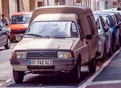 DT-742-QZ (Nivek.Old.Gold) Tags: 1986 citroen c15 van 1100cc