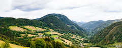 The Türnitz Valley (The Hobbit Hole) Tags: austria loweraustria panorama overcast landscape türnitz mariazell cloudy