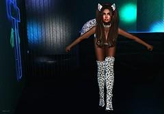 Want to Play? (kare Karas) Tags: woman laddy femme girl girly sassy sensual sexy seduce seductive danger fierce beauty cute pretty indoors night magic urban virtual avatar game fun secondlife style bento mesh events fantasy dream essence thedarknessmonthlyevent {bittersweetstrange}poses underdogevent