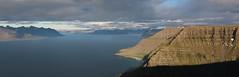 Arnarfjörður (hó) Tags: arnarfjörður ketildalir neðrabæjarnúpur iceland vestfirðir westfjords fjord landscape mountains shadow vista sea clouds july 2018