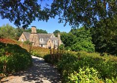 The enchanted cottage (steverichard) Tags: stoneywell nt artsandcrafts architecture style movement heathland countryside dwelling house cottage gimson