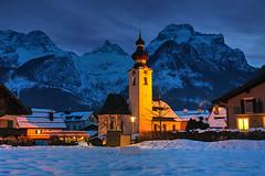 Winter Chill (hapulcu) Tags: alpen alpes alpi alps austria austrija autriche lofer oostenrijk salzburgerland hiver invierno winter österreich