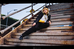 ILCE-7M2-06383-20180810-1629 // Nikon Nikkor 35mm 1:2 AI (Otattemita) Tags: 35mmf2 ailens cosplayphotography electrolimecosplay kagaminelen liztran nikkor nikon nikonnikkor35mmf2ai nipponkogaku vocaloid vocaloidcosplay alkalimes cosplay electrolimes helloopandee 鏡音レン nikonnikkor35mm12ai sony sonyilce7m2 ilce7m2 35mm cnaturalbnatural ota