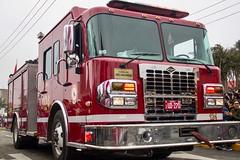 Engine 124 Co. Comas 124 - Lima. (Golden Fire Peru) Tags: bomberos comas 124 cgbvp lima peru fire engine