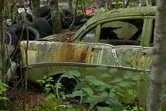 (theleakybrain) Tags: p1710905 kesslersautosalvage earl wi junkyard boneyard yard junk classic car rust decay patina