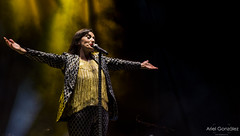 Concierto de Luz Casal (ArielGonzalez_Fotografia) Tags: luzcasal gijón poniente concierto music musica