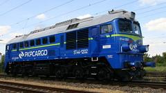 ST44-1202, Kędzierzyn-Koźle, 13.08.2018 (Marcin Kapica ...) Tags: lokomotive locomotive bahn railway rail railroad pkp kolej gagarin st44 cargo