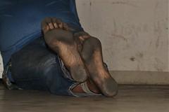 dirty city feet 595 (dirtyfeet6811) Tags: feet soles barefoot dirtyfeet dirtysoles blacksoles cityfeet