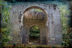 Puerta de Bib-Rambla (alanchanflor) Tags: herradura canon color textura granada andalucía españa alhambra bibrambla árabe
