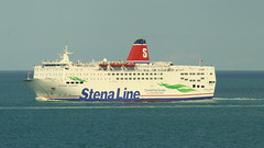 18 08 10 Stena Europe arriving Rosslare (2) (pghcork) Tags: stenaline ferry ferries carferry stenaeurope ireland wexford rosslare ships shipping