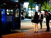2131/1904 (june1777) Tags: snap street seoul night light bokeh dof sony a7ii canon ef 85mm f12 ii 2000 clear