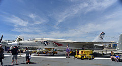 RA-5 Vigilante Reconnaissance (D70) Tags: ra5 vigilante reconnaissance nikon d750 20mm f28 ƒ100 200 1400 100 200mm powerful highly advanced carrierbased supersonic bomber designed for united states navy its service nuclear strike role
