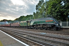'Union of South Africa' (stavioni) Tags: lner a4 class 462 no 60009 union south africa uosa main line steam train rail railway locomotive