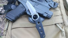Gerber Remix Tactical EDC Pocket Knife with Gun Concealed in Holster (huntingmark) Tags: usa hunting knife blade test sharpness survival edc tactical fixed steel pocketknife knives pocket knifeporn knifelife knifecollector knifefanatic knifeaddict tacticalknife survivalknife bladeporn bladelife knifenut knifeobsession gun holster