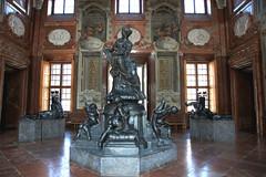 Schloss Belvedere, à l'intérieur (moscouvite) Tags: heleneantonuk autriche sonydslra450 voyage musée intérieur vienne palais