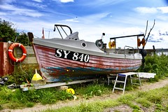 Cruden Bay - Aberdeenshire Scotland - 2/8/2018 (DanoAberdeen) Tags: 2018 candid amateur aberdeenscotland abdn abz aberdeenshire cruden bay beach beachwalk bluesky bonnyscotland bonnie boats boat freshair fishing fishingvillage fishermen port errol harbour playa plage scotland vessels shipspotting trawlermen fishingtrawlers autumn summer spring scotia seafarers schotland scottishhighlands ships danoaberdeen danophotography geotagged highlands historicscotland northeast northeastscotland cloudporn seaport seascape seasalt scotch crudenbay salmon cod haddock water wasser scottishwater sy840 selkie sy840selkie