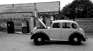 1930s Morris Eight - 4 Door
