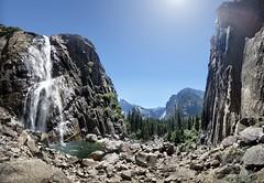 Lower Lower Yosemite Falls - Yosemite Valley (Bruce Lemons) Tags: sierra sierranevada mountains backpacking hike hiking wilderness landscape california yosemite yos yosemitevalley yosemitefalls lower halfdome glacierpoint