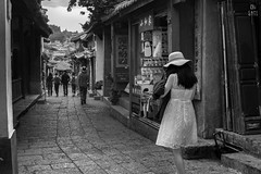 China (capiotti) Tags: china southchina yunnan lijiang guizhou kunming chinese ancient village street rural people