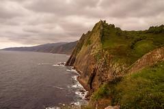 Faro de la Plata/ Lighthouse of the Silver (zubillaga61) Tags: lighthouse faro pasajes gipuzkoa mar sea acantilado cliff euskadi
