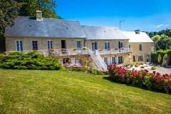 Our beautiful bed and breakfast Le Clos Saint Jean