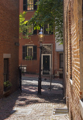 Beacon Hill neighborhood, Boston, MA, USA (Cat Girl 007) Tags: architectural architecture beaconhill beautiful boston brick brickbuildings brownstone building buildings charming city cityscape classic cobblestone colonial day downtown editorial elegant exterior hill historic landmark massachusetts narrow newengland old outdoors picturesque residential rowhouses sidewalk street streetlamps streetscape summer tourism townhouse urban urbanlandscape usa