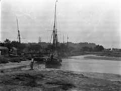 Eastbourne set (foundin_a_attic) Tags: rye sussex fishmarket fishingboats