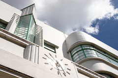 Hoover Building Canteen-19 (Paul Dykes) Tags: perivale england unitedkingdom gb uk artdeco architecture egyptian hooverbuilding canteen