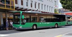 Bludenz, Bahnfoplatz 23.08.2017 (The STB) Tags: bus busse autobus autobús publictransport citytransport öpnv austria österreich