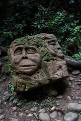 Litter for the gods! (LynxDaemon) Tags: waste bottle plastic sculpture history acheology nature travel seychelles