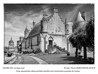 Loches- logis royal