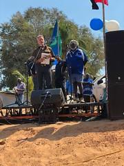 Blue Mud Bay decision 10th anniversary, Baniyala, NT