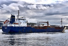 Shannon Fisher - Aberdeen Harbour Scotland - 3/8/2018 (DanoAberdeen) Tags: danoaberdeen danophotography 2018 candid amateur seafarers summer scotland scotia seaport schotland scottishhighlands shipspotting docks winter workboats wasser wss ecosse escotia engineering recent riverdee river uk iskoçya imo offshore oilships oilrigs offshoreships psv pocraquay aberdeen aberdeenscotland abdn abz aberdeenharbour aberdeencity metal maritime merchantships merchantnavy metallicobjects northsea northeast northseasupplyships northseasupplyvessels cargoships tug tugboats marine clouds cityofaberdeen vessels boats shipspotters ship shannonfisher gb berthed water scottish blue sky watercraft