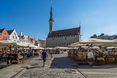 Tallinn Town Hall Square 1 (PatrickHansy) Tags: helsinki suomi finland finnland tallinn estland estonia summer sommer natur stadt city northerneurope europa nordeuropa meer sea balticsea ostsee heis eu strasen streets skandinavien skandinavia