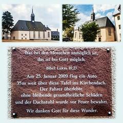 #limbachoberfrohna #sachsen #saxony #kirche #church
