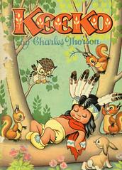 Keeko-by-Charles-Thorson (Count_Strad) Tags: books vintage old drama suspense jokes fantasy horror novel