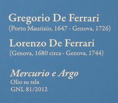 20170525 Italie Gênes - Palais Spinola -007 (anhndee) Tags: italie italy italia gênes genova musée museum museo musee peinture peintre painting painter