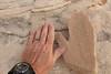 Handy (W9JIM) Tags: nevada unitedstates w9jim hand ef24105mmf4lisusm canoneos5dmarkiv goldbutte 5d4 24105l ring blue watch explore