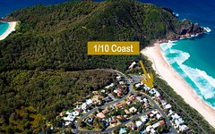 1/10 Coast Avenue, Boomerang Beach NSW