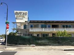 Mid-Century Royal Motel Restoration (Phillip Pessar) Tags: fifties motel mid century midcentury mimo district